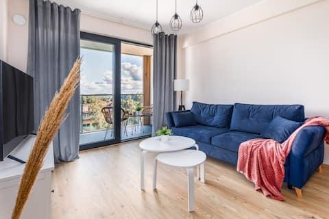 Apartament Natural 409 ☼ 50m from beach