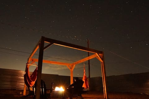 NEW! Desert Twilight🌟Hot Tub🔥Fire Pit+Bocce Ball