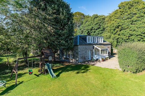 Kirkgate Cottage – countryside living at its best