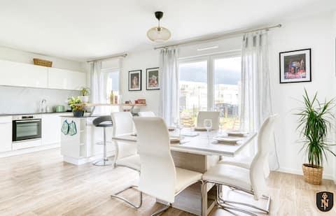 🛎🏠 Superbe maison pour 6 personnes