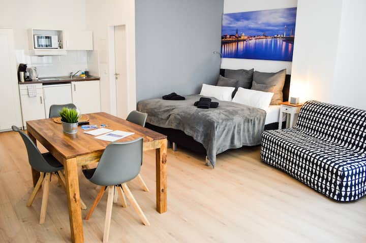 Centerapartments Tonhallenstrasse, T21