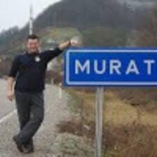 Gebruikersprofiel Murat