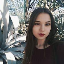 Profil utilisateur de Aliona