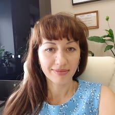 Profil utilisateur de Эльвина