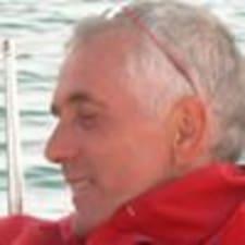 Profil Pengguna Jean-Claude