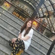 Profil utilisateur de Paula Constanza