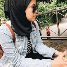 Perfil do usuário de Siti Aminah