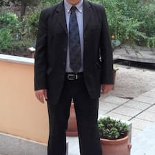 Henkilön Jesús Alberto käyttäjäprofiili