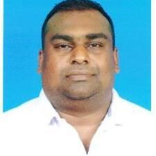 Varatha Rajoo - Uživatelský profil