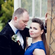 Nutzerprofil von Erika & Antanas