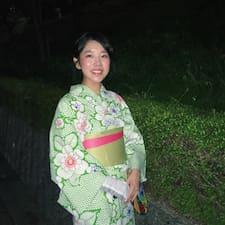 Profil utilisateur de Chiho