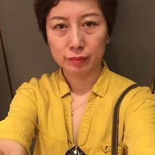 士娜 User Profile