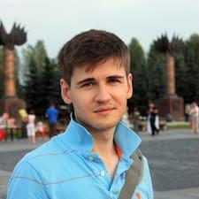 Pavel Brukerprofil