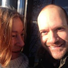 Användarprofil för Mikkel & Annika