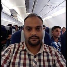 Ritesh - Uživatelský profil