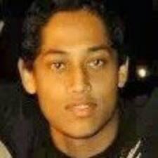 Henkilön Mohammed Irtiza käyttäjäprofiili