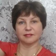 Henkilön Ирина käyttäjäprofiili