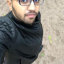 Kishan felhasználói profilja
