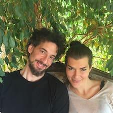 Profil utilisateur de Nadine & Michael