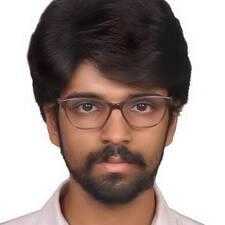 Gebruikersprofiel Bharath