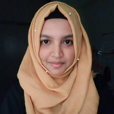 Profil utilisateur de Aroosha