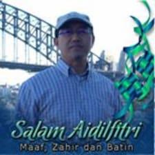 Mohd Sofian User Profile