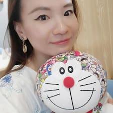 洁熳 felhasználói profilja