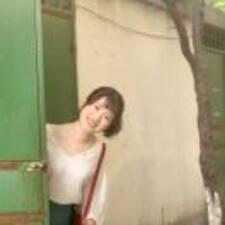 Perfil do usuário de 芮