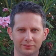 Zvonimir felhasználói profilja