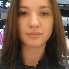 Профиль пользователя Алия