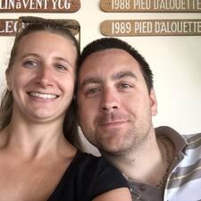 Laetitia & Françoisさんのプロフィール