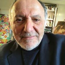 Bernard Brukerprofil