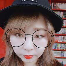 Eunhye felhasználói profilja