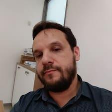 Perfil do utilizador de Marco Antonio Pizolito