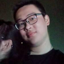 Perfil do usuário de 影