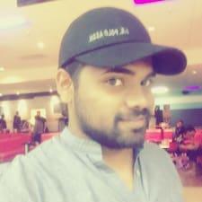 Profilo utente di Vishnu Vardhan Reddy