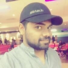 Vishnu Vardhan Reddy User Profile