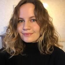 Profil utilisateur de Eglantine