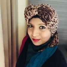 Suhana User Profile