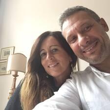 Jean & Bruna felhasználói profilja
