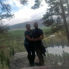 Iain And Rebecca felhasználói profilja