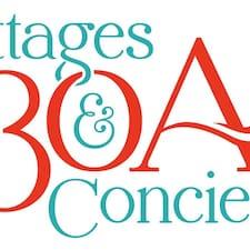 Perfil do utilizador de 30A Cottages And Concierge