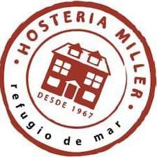 Gebruikersprofiel Hosteria