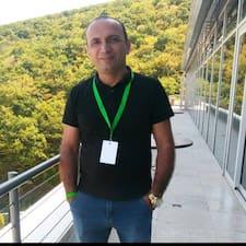 Elnur felhasználói profilja