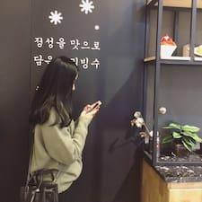 Perfil do usuário de 芯颖