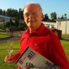 Carlos Pedro felhasználói profilja