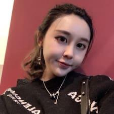 Perfil do utilizador de Yujie