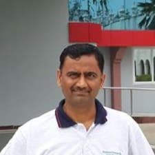 Mahesh Brugerprofil