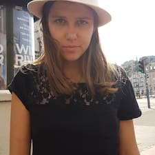 Irmina User Profile