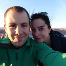 Nutzerprofil von Fabian & Anna